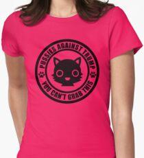 Cute Pussies Against Trump T-Shirt