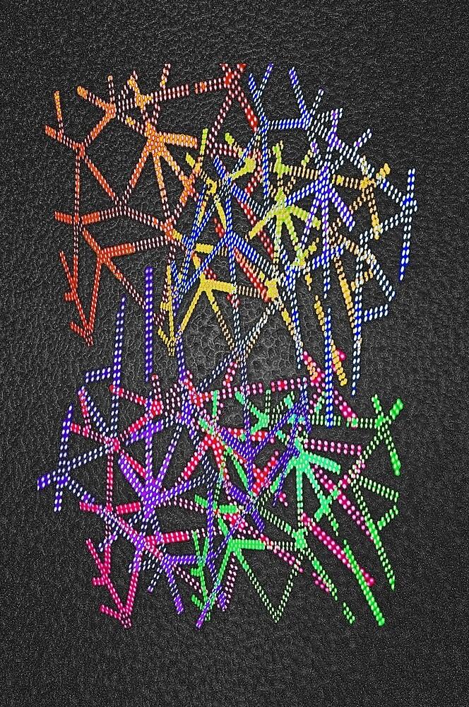 Light Tangles by DAdeSimone