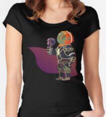 Chibi Ganondorf Vector Women's Fitted Scoop T-Shirt