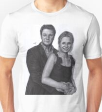 Mr and Mrs Castle Unisex T-Shirt