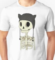 Skeleton Kitty T-Shirt