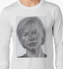 Kara Thrace Long Sleeve T-Shirt