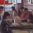 Chinese Restaurant by dbclemons