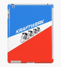KRAFTWERK - TOUR DE FRANCE iPad Case/Skin