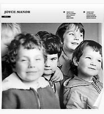 Joyce Manor - Joyce Manor album art Poster