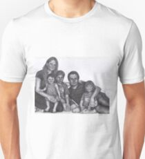 The Rodgers (cover art for the fic Surviving Paradise) Unisex T-Shirt