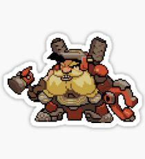 Torbjörn Pixel Spray Sticker