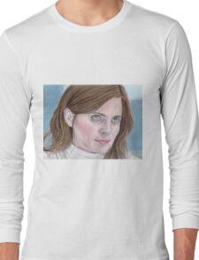 Kate Beckett  Long Sleeve T-Shirt
