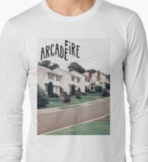 Arcade Fire Long Sleeve T-Shirt