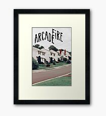 Arcade Fire Framed Print