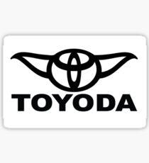 Toyoda Sticker