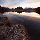 The Glenorchy Lagoon by Nick Skinner