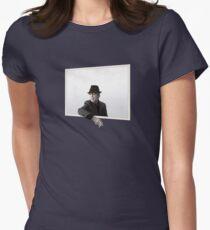 Leonard Cohen Sie wollen es dunkler Ware Tailliertes T-Shirt für Frauen