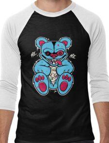 Demonic Teddy  Men's Baseball ¾ T-Shirt