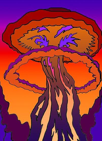 Atompilz von ArtistSean