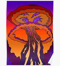 Atompilz Poster