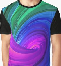 Twisting Forms #4 Graphic T-Shirt