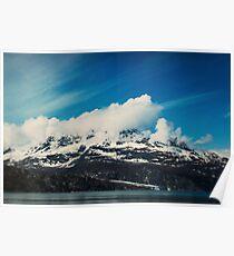 Alaska Mountain Poster