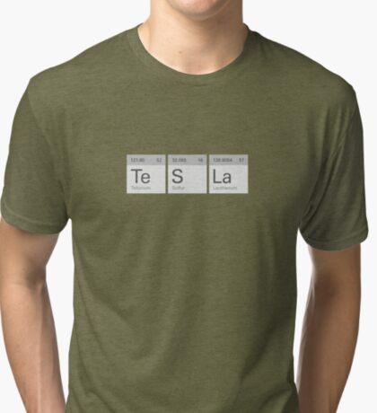Periodic Tesla Tri-blend T-Shirt