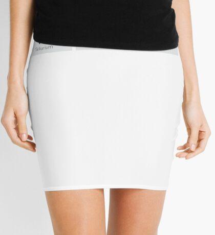 Periodic Tesla Mini Skirt