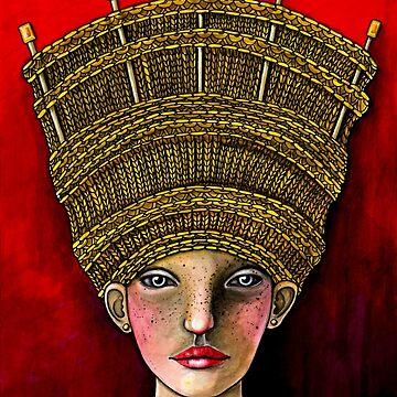 Queen of Yarn by melander