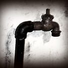 Battery Mishler Water Spigot by Dawna Morton