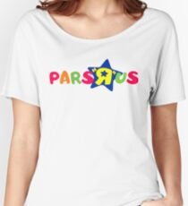 Tempa T  - ParsRus (Works with any color!) Women's Relaxed Fit T-Shirt