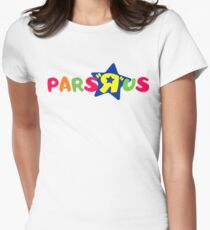 Tempa T  - ParsRus (Works with any color!) Womens Fitted T-Shirt