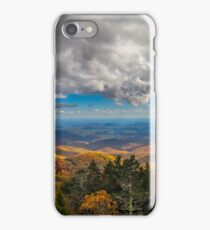 Blue Ridge Landscape iPhone Case/Skin