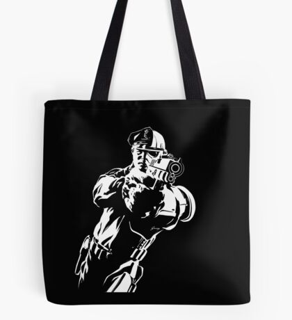 The Force by Grey Williamson (White) Tote Bag
