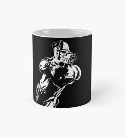 The Force by Grey Williamson (White) Mug