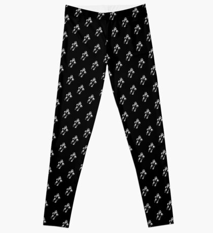 The Force by Grey Williamson (White) Leggings