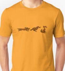 Dog Run sequential art T-Shirt