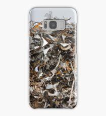 scrap metal Samsung Galaxy Case/Skin