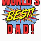 World's Best Dad by thepixelgarden