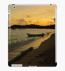 Loney Boat iPad Case/Skin
