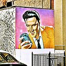 """""""We Have an Elvis Sighting""""... prints and products by Bob Hall©"""