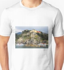All About Italy. Piece 11 - Monterosso Unisex T-Shirt