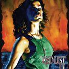 Masquerade Art: Red List - II: Petaniqua by TheOnyxPath