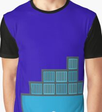 Docker Moby Whale Graphic T-Shirt
