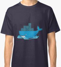 Docker Moby Wal Classic T-Shirt