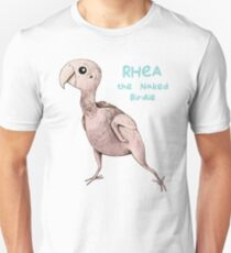 Rhea the Naked Birdie T-Shirt