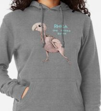 Rhea the Naked Birdie Lightweight Hoodie