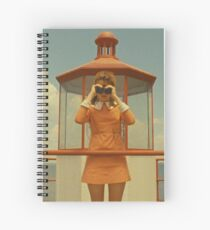 Moonrise Kingdom Spiral Notebook