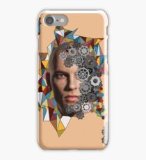 Systems - Gears of the Mind iPhone Case/Skin