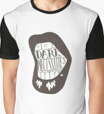 Red Hot Chili Peppers Dark Necessities Illustration Graphic T-Shirt