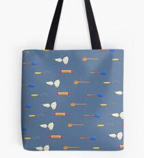 Baking Utensils Pattern Tote Bag