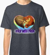 LGBTQ - Walk With Pride Ver. 1 Classic T-Shirt