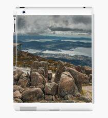 Clouds over Hobart iPad Case/Skin