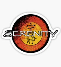Serenity Logo Sticker